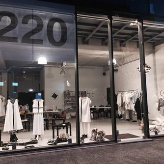 d30954db6f 220 Concept Store Athens is not just a new fashion store. It's a new space  where Greek fashion designers can show their creations, and also it's a  welcome ...